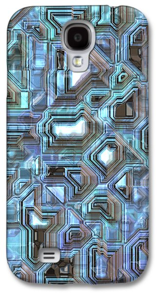 Abstract  Galaxy S4 Case by Mark Brooks