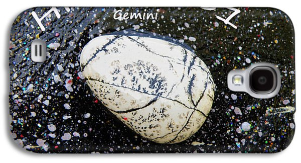 Barack Obama Galaxy S4 Cases - Barack Obama Star Galaxy S4 Case by Augusta Stylianou