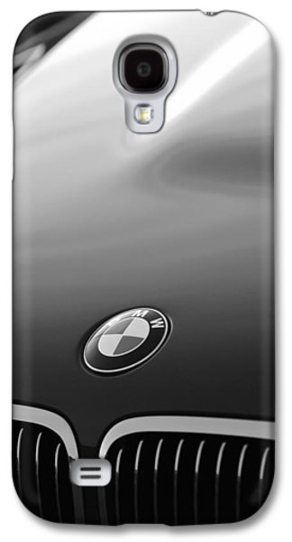 Transportation Photographs Galaxy S4 Cases - BMW Hood Emblem Galaxy S4 Case by Jill Reger