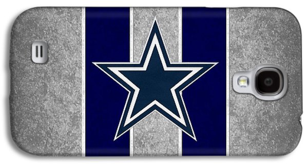 Recently Sold -  - Sports Photographs Galaxy S4 Cases - Dallas Cowboys Galaxy S4 Case by Joe Hamilton