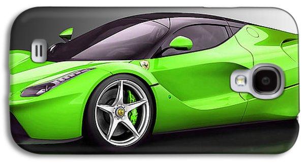 Ferrari Laferrari Galaxy S4 Case by Marvin Blaine