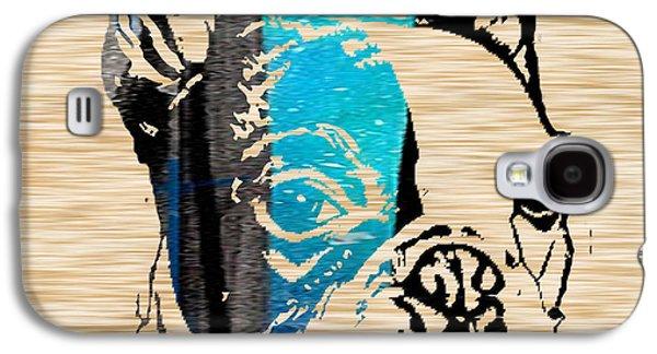 French Bulldog Galaxy S4 Case by Marvin Blaine