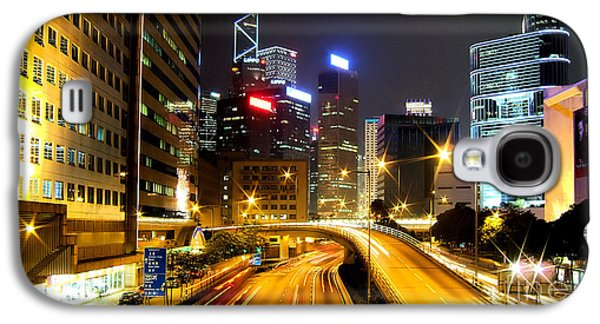 Hong Kong Galaxy S4 Case by Baltzgar