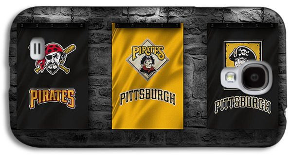 Series Photographs Galaxy S4 Cases - Pittsburgh Pirates Galaxy S4 Case by Joe Hamilton