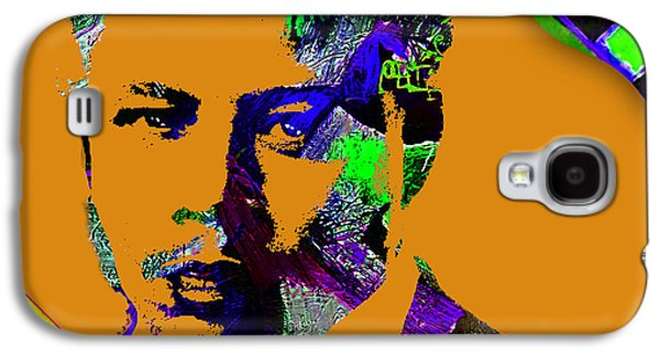 Terrence Howard Collection Galaxy S4 Case by Marvin Blaine