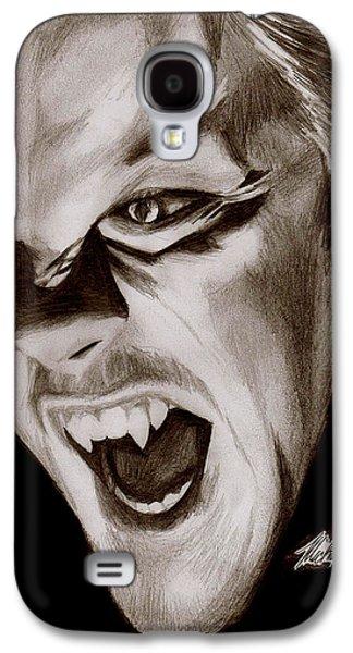 80's Vampire Galaxy S4 Case by Michael Mestas