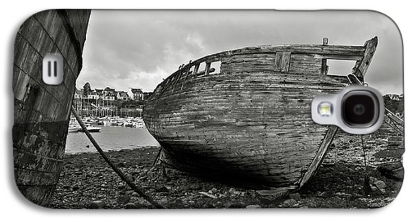 Alga Galaxy S4 Cases - Old abandoned ships Galaxy S4 Case by RicardMN Photography
