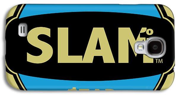 Slam Galaxy S4 Cases - Slam One Gear Galaxy S4 Case by James Eye