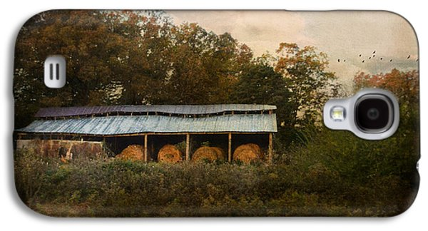 Tennessee Barn Galaxy S4 Cases - A Barn For The Hay Galaxy S4 Case by Jai Johnson