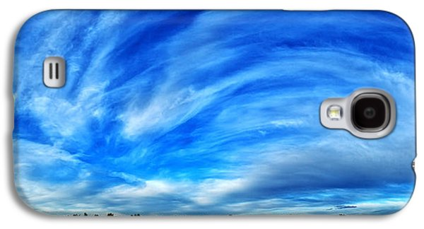 Digitally Manipulated Galaxy S4 Cases - A Beautiful Sky Panorama Galaxy S4 Case by Bill Caldwell -        ABeautifulSky Photography