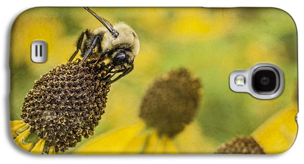 Jeff Swanson Galaxy S4 Cases - A Bees Paradise Galaxy S4 Case by Jeff Swanson