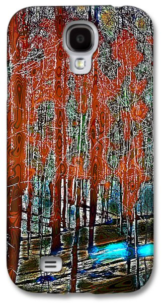 Surreal Landscape Galaxy S4 Cases - A Change in the Seasons III Galaxy S4 Case by David Patterson