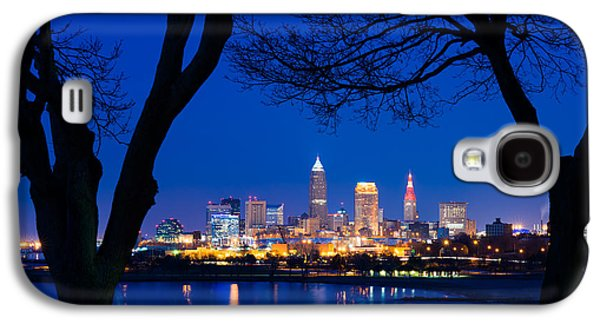 Terminal Photographs Galaxy S4 Cases - A Cleveland Romance Galaxy S4 Case by Clint Buhler