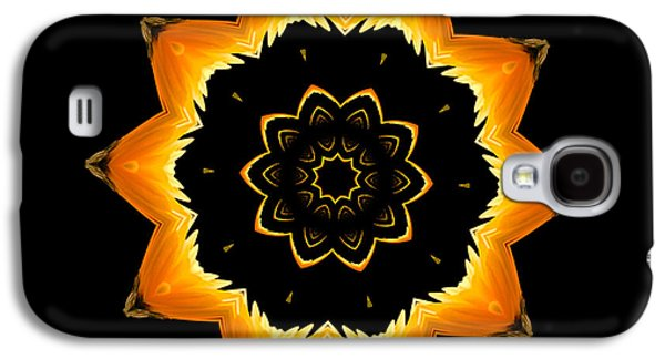 Creative Manipulation Galaxy S4 Cases - A clockwork orange Galaxy S4 Case by Jean Noren