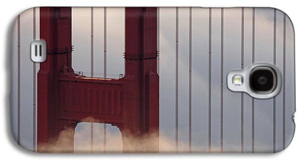 Sausalito Galaxy S4 Cases - A Closer View Galaxy S4 Case by Dustin  LeFevre