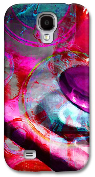 Quiet Time Galaxy S4 Cases - A Cognac Night 20130815m50 Galaxy S4 Case by Wingsdomain Art and Photography