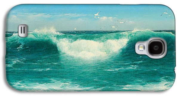 A Cornish Roller Galaxy S4 Case by David James