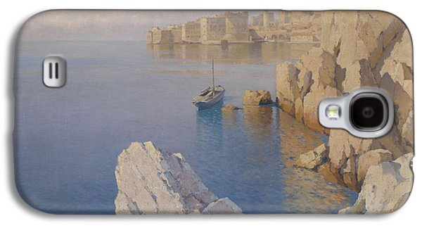 A Cove In Dubrovnik Galaxy S4 Case by Celestial Images