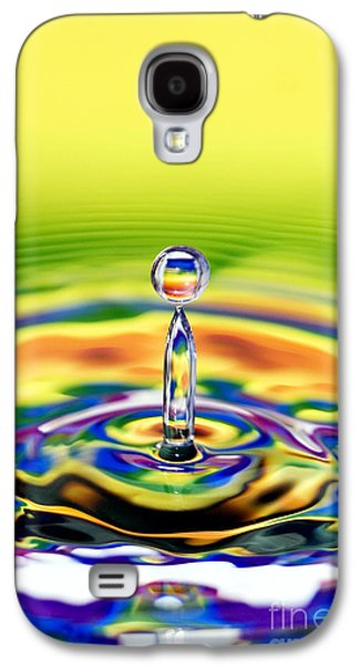A Drop Of Colour Galaxy S4 Case by Tim Gainey