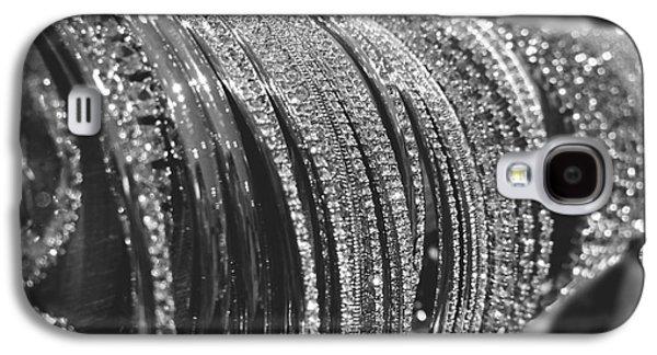 Girl Jewelry Galaxy S4 Cases - A Girls Best Friend Galaxy S4 Case by Lynsie Petig