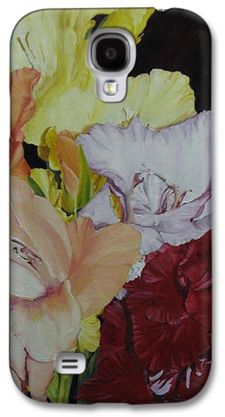 A Glad Song Galaxy S4 Case by Michael Race