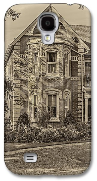 Architecture Metal Prints Galaxy S4 Cases - A Grand Victorian Galaxy S4 Case by Steve Harrington