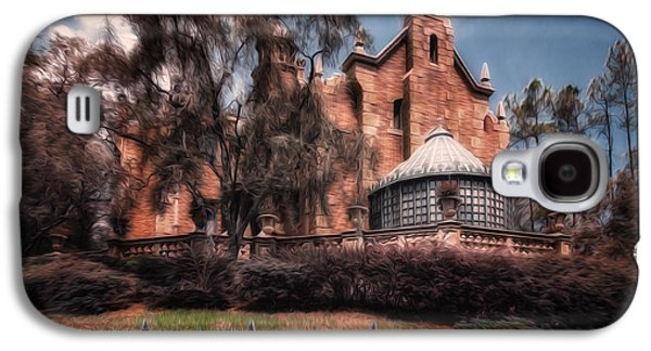 """""""haunted House"""" Galaxy S4 Cases - A Haunting House Galaxy S4 Case by Joshua Minso"""