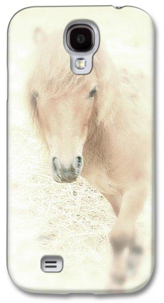 A Horse's Spirit Galaxy S4 Case by Karol Livote