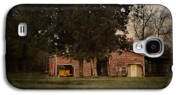 Tennessee Barn Galaxy S4 Cases - A House Or A Barn Galaxy S4 Case by Jai Johnson