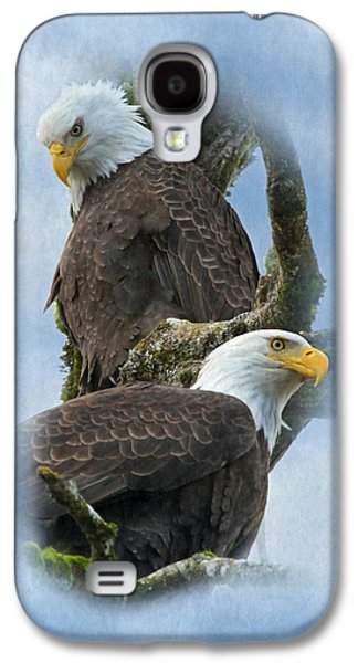 Wildlife Refuge. Galaxy S4 Cases - A Life-long Bond Galaxy S4 Case by Angie Vogel