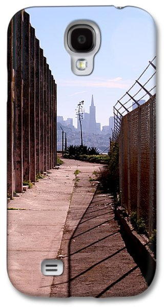 Buildings By The Ocean Galaxy S4 Cases - A Limited View Galaxy S4 Case by Nick Busselman