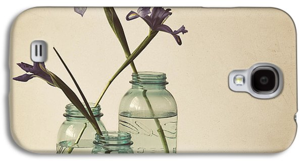 Tabletop Galaxy S4 Cases - A Little Bit Country Galaxy S4 Case by Amy Weiss
