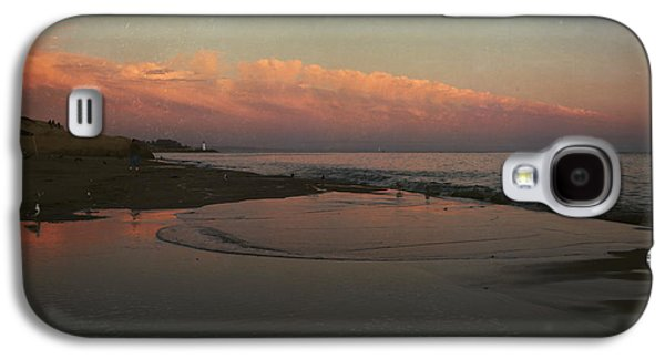 Santa Cruz Ca Galaxy S4 Cases - A Little Bit of Peace Galaxy S4 Case by Laurie Search