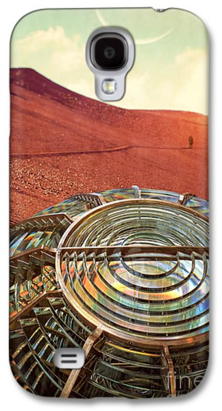 Orb* Galaxy S4 Cases - A long walk home Galaxy S4 Case by Edward Fielding