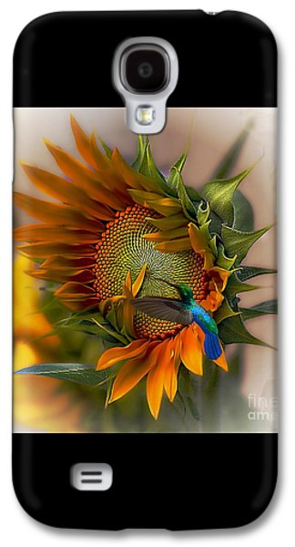 A Moment In Time Galaxy S4 Case by John  Kolenberg