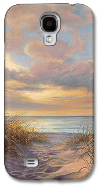 A Moment Of Tranquility Galaxy S4 Case by Lucie Bilodeau
