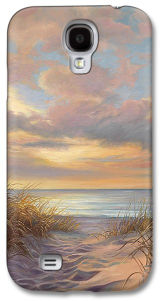 Cape Cod Galaxy S4 Cases - A Moment Of Tranquility Galaxy S4 Case by Lucie Bilodeau