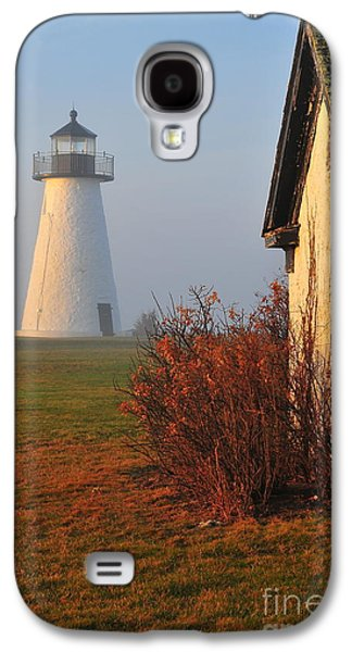 Catherine Reusch Daley Galaxy S4 Cases - A Morning Fog Galaxy S4 Case by Catherine Reusch  Daley