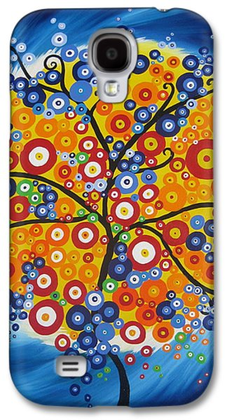 Living With Joy Galaxy S4 Cases - A New Brazil Galaxy S4 Case by Cathy Jacobs