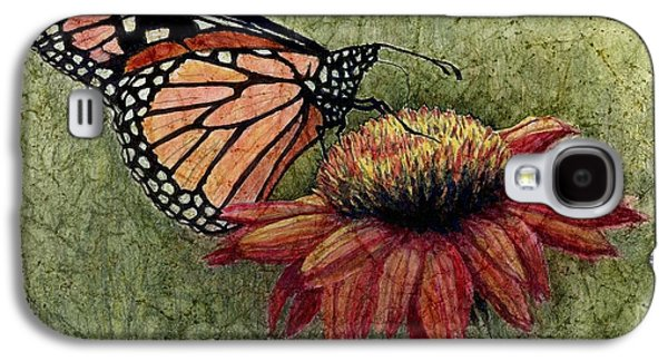 Janet King Galaxy S4 Cases - A New Creation from a butterfly in my garden Galaxy S4 Case by Janet King