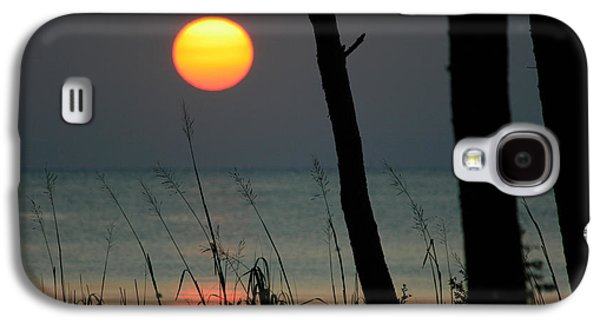 A Summer Evening Landscape Galaxy S4 Cases - A Perfect End Galaxy S4 Case by Marty Fancy