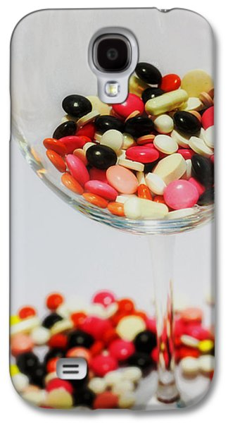 Pill Galaxy S4 Cases - A Pill for Every Ill Galaxy S4 Case by Mountain Dreams