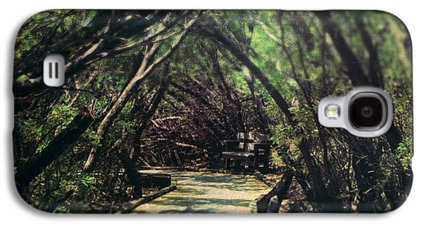 Hidden Galaxy S4 Cases - A Place to Hide Away Galaxy S4 Case by Laurie Search