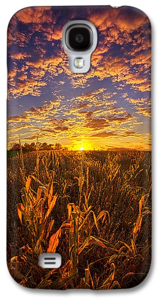 Light Galaxy S4 Cases - A Place You Call Home Galaxy S4 Case by Phil Koch