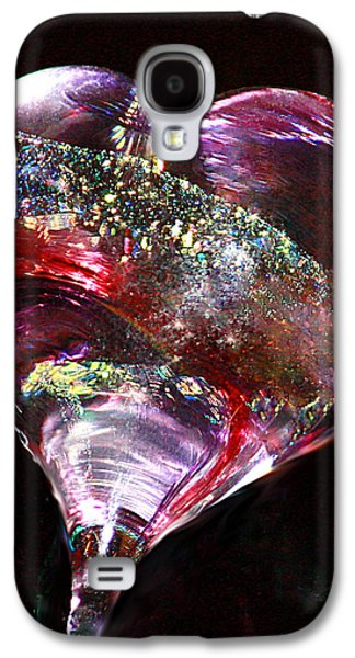 Rare Moments Galaxy S4 Cases - A Rainbows Heart Galaxy S4 Case by  The Art Of Marilyn Ridoutt-Greene