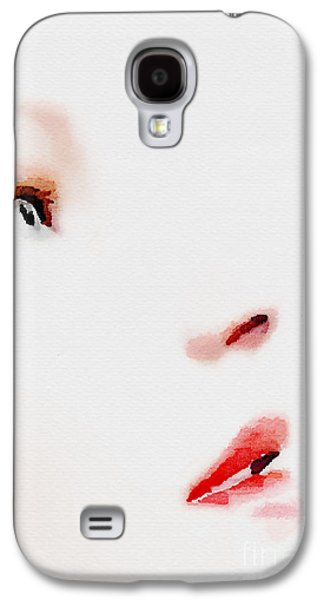 Person Galaxy S4 Cases - A sense of wonder  Galaxy S4 Case by John Edwards