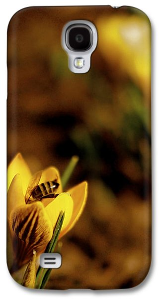 Beautiful Galaxy S4 Cases - A Sign of Spring Galaxy S4 Case by Rona Black