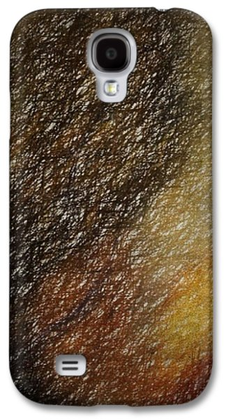 Abstract Forms Galaxy S4 Cases - A Silent Prayer Galaxy S4 Case by James Barnes