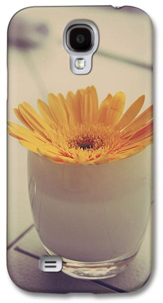 Tabletop Galaxy S4 Cases - A Simple Thing Galaxy S4 Case by Laurie Search
