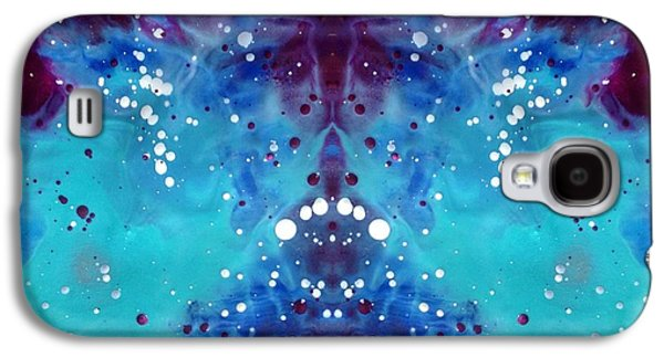 Contemplative Photographs Galaxy S4 Cases - A Soul Sparking Galaxy S4 Case by Denise Nickey